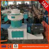 Pelota da madeira/serragem/palha que faz a manufatura de China da máquina