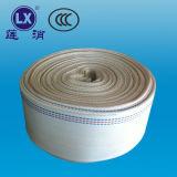 Strumentazione di lotta antincendio tubo della copertura del PVC da 6 pollici