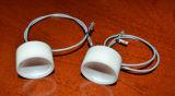 1MHz de cerámica piezoeléctrico 4MHz 7MHz para la máquina de Hifu Ultherapy