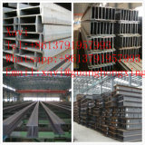 Fascio d'acciaio della struttura H per la costruzione