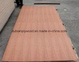madera contrachapada de lujo de la chapa de 3mm-18m m