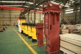 Le cadre a amorti le type marteau hydraulique de rupteur