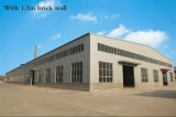 Entrepôt préfabriqué de structure métallique de bâti portique (KXD-SSW5)