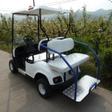 承認される4つのシートの電気観光のカートW/CE (JD-GE501B)