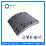Guarnición de freno semimetálica de la alta calidad 4707