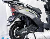 Motocicleta elétrica da motocicleta E do uso funcional com a caixa traseira grande