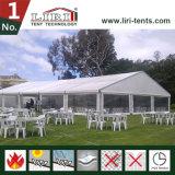 De grote Witte Waterdichte Hoogste Tent van het Dak van pvc voor OpenluchtHuwelijken en Partijen
