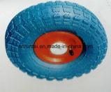 Rueda del aire rueda del caucho de China Qingdao de 10 pulgadas