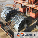 Alto Efficiency Sand Washing Equipment con CE