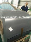 Плита алюминия цвета--Катушка цвета PE/PVDF алюминиевая для конструкции