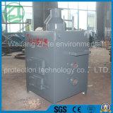 Verbrennungsofen für überschüssige Einäscherung mit SGS