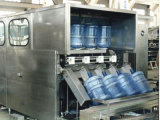 5&#160 automático; Máquina de rellenar del agua de botella del barril del galón