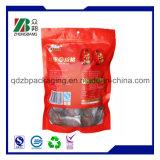 Umweltfreundliche wiederversiegelbare Plastiktasche mit Reißverschluss