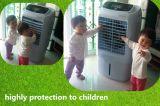 Refrigerador evaporativo del pantano del desierto del refrigerador de aire del sitio portable