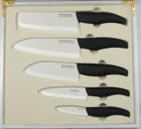 Zirconia Ceramic Knives/Damasco Knife Set para Kitchen & Home Appliances