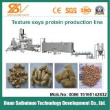 自動TvpかTsp Soya Bean Protein Chunks Making Machine