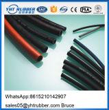 Шланг одиночного шланга оплетки провода гидровлического резиновый Skive тип