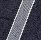 11oz安い縁のインディゴのデニムポリエステルジーンズファブリック10408