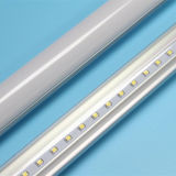 4FT 1200mm Aluminum Body T8 LED Tube con Froated/Transparent Cover