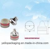 Kosmetische verpackende kosmetischer Behälter-Plastikflasche pulverisieren lose Kasten (YELLO-162)