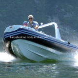 Liya 17ft Cheap Military Inflatable Boat OffshoreRib Boat Suppliers