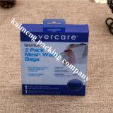 中国卸し売りVolumのパックはプラスチックギフト折るボックス立場を印刷した