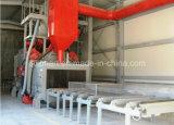Macchine di granigliatura della struttura d'acciaio