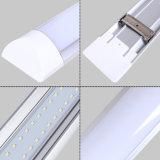 세 배 증거 LED 편평한 위원회 빛 LED 정착물 1200mm 36W