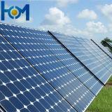 100W ao vidro de vidro do painel solar do Dobro-Arco 300W para o módulo