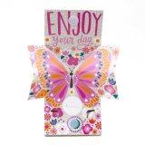 Brithday Geschenk-Beutel, Papiergeschenk-Beutel, glatter überzogenes Papier-Geschenk-Beutel