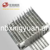 Aluminium Druckguss-Kühlkörper-Wärme-Telekommunikation