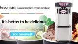 Máquina quente do gelado da venda da máquina do fabricante de gelado de 2017 anúncios publicitários