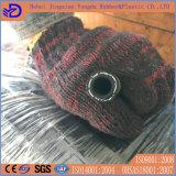 Precio de goma hidráulico flexible de alta presión del manguito