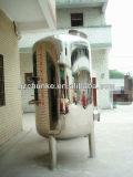 De Tank van de opslag voor drinkt het Schip van het Water door Roestvrij staal