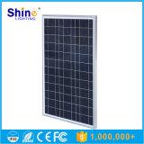 poly panneau solaire 50W avec la qualité