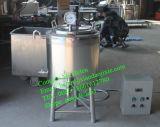 macchina di pastorizzazione del pastorizzatore del latte della macchina del piccolo latte 50L