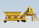 Planta de mistura concreta móvel 25cbm/H (YHZS25)