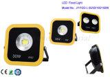둥근 가장자리 100W IP67 새로운 제안 LED 플러드 점화