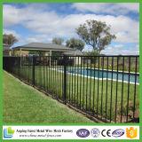 2.1X2.4m australischer bearbeitetes Eisen-Standardzaun für Commercial&Residential Bereich