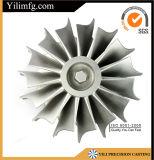 Rotella di turbina della colata sotto vuoto di Inconel 713c