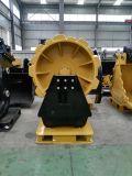 Compactor колеса приложений землечерпалки, Compactor плиты