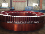 Rotary KilnおよびRotary Dryerの15m Diameter Large Gear Ring