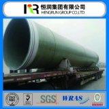 Tubo di GRP di alta rigidezza e di pressione