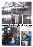 Garniture de frein de Non-Amiante de Meritor D1525-8733/29124/Fcv1314b/Fcv1857b