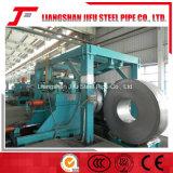Ligne de machine soudée par pipe en métal