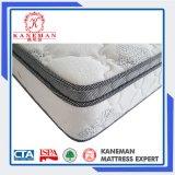 10 уютного дюймов тюфяка весны Bonnell верхней части подушки тюфяка кровати