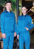 Long uniforme de chemise de DÉCHARGE ÉLECTROSTATIQUE, vêtement antistatique