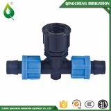 Montaggi del micro di compressione dell'acqua di irrigazione pp