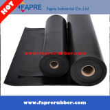 Economia industrial Flame Retardant Cr Chloroprene Neoprene Rubber Sheet Roll