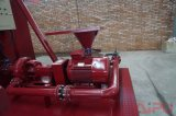 Pompe de type courant de mélangeur de boue de gicleur d'api utilisée pour le gisement de pétrole